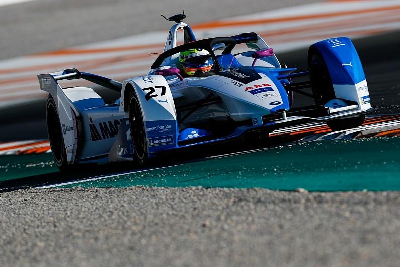 BWM Car Racing Fórmula E