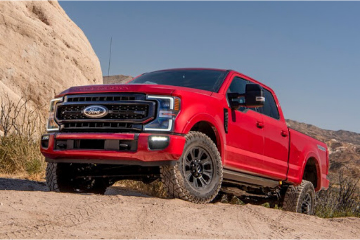 Super Duty Tremor 2020