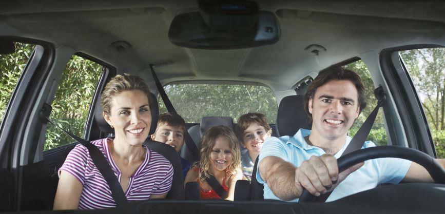 Juegos para viajes aburridos en auto