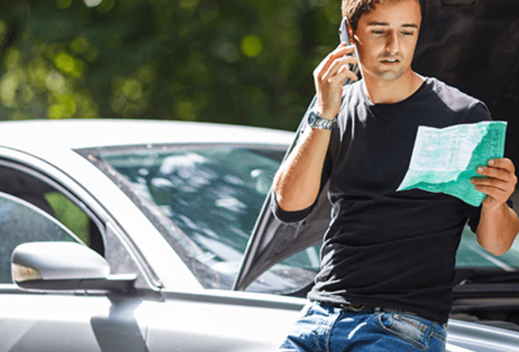 Cotización de seguro de auto.