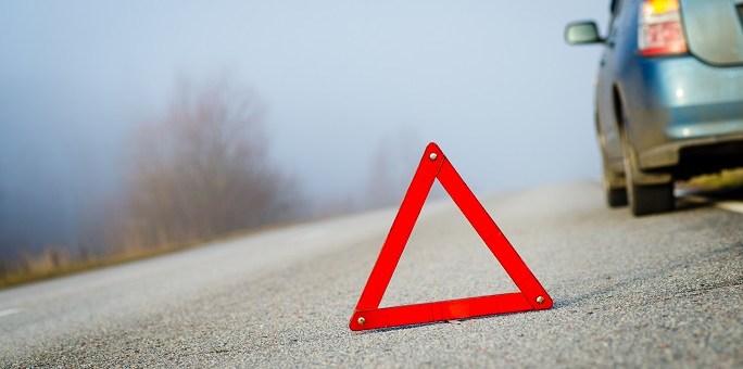 triangulo para carretera